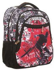 Back Me Up Plecak No Fear BMX Graffiti