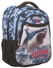 Back Me Up Plecak No Fear Ocean Shark