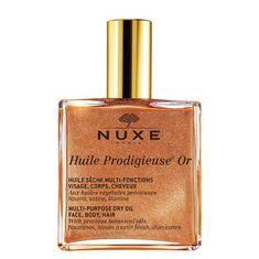 Nuxe Multifunkčný suchý olej s trblietkami Huile Prodigieuse OR (Multi-Purpose Dry Oil)