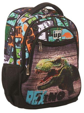 Back Me Up Plecak BMU Dino