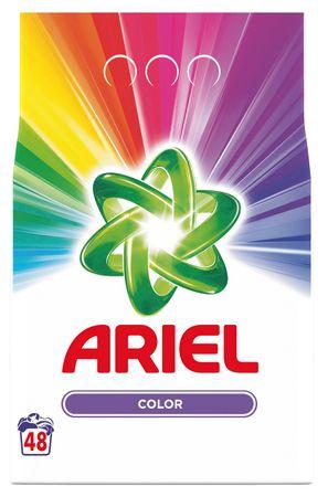 Ariel Color pralni prašek 3,6kg, 48 pranj
