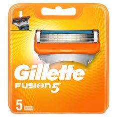 Gillette Fusion Náhradné Hlavice 5 ks