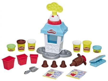 Play-Doh proizvodnja kokic