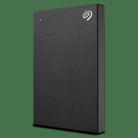 Seagate BackUp Plus Slim prenosni disk, 2 TB, 6,35 cm (2,5''), USB 3.0, črn