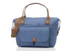 BABYMEL Jade přebalovací taška Mid Blue