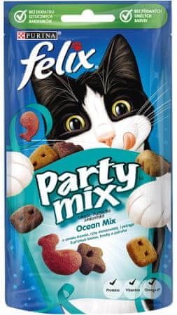 Felix Party Ocean Mix 8x60 g