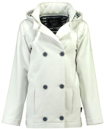 Geographical Norway Torto női kabát S fehér