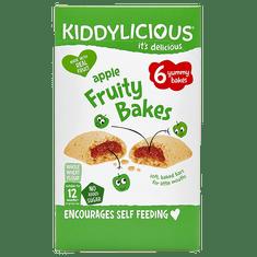 Kiddylicious Koláčky s jablečnou náplní 8x132g