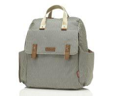 BABYMEL Robyn přebalovací batoh a taška Navy Stripe