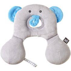 BenBat Nákrčník s opierkou hlavy 1-4roky - Slon