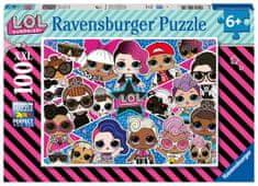 Ravensburger puzzle 128822 LOL 100 elementów