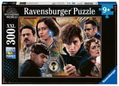 Ravensburger Kirakós játék 132546 Fantasztikus állatok 300 darabos