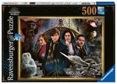 Ravensburger Puzzle 148202 Fantastyczne zwierzęta 500 elementów