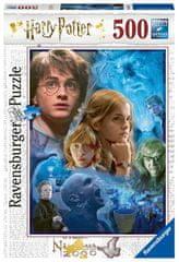 Ravensburger puzzle 148219 Harry Potter w Hogwarcie 500 elementów
