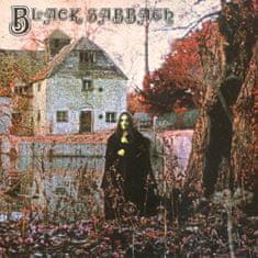 Black Sabbath: Black Sabbath - LP