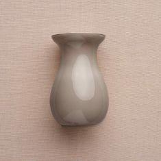 Butlers Váza 18 cm - šedohnědá