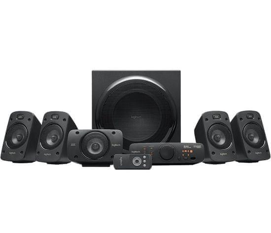 Logitech Surround Sound Speakers Z906 - zánovné