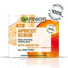 Garnier Skin Naturals Apricot Scrub, piling + maska za lice, 50 ml