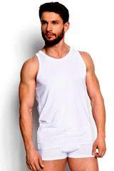Henderson Férfi testhezálló póló 34323 Grant white