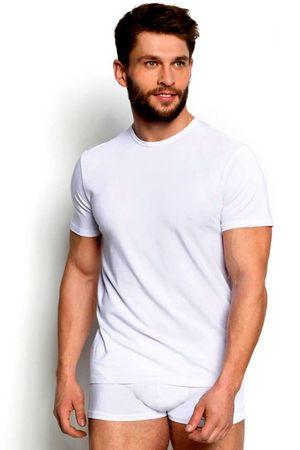 Henderson Férfi póló 34324 Grade white + Nőin zokni Gatta Calzino Strech, fehér, XL