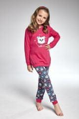 Cornette Dievčenské pyžamo 977/103 Owl