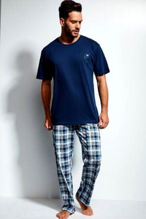 Cornette Férfi pizsama 134/110 Great, sötét kék, S