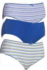 LA/MA Dámské kalhotky 3 pack 120BI-29