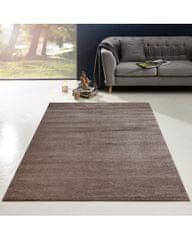 KJ-Festival Teppiche AKCE: 160x230 cm Kusový koberec Enjoy 800 Brown