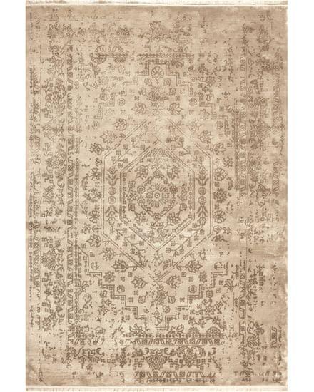 KJ-Festival Teppiche Kusový koberec Make Up 9518A Beige 80x300