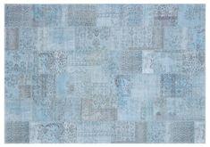 KJ-Festival Teppiche AKCE: Kusový koberec Heritage 1043 Blue