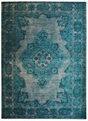Kudos Textiles Ručně tkaný kusový koberec Blue Symetry