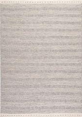 Obsession AKCE: 80x150 cm Ručně tkaný kusový koberec JAIPUR 333 Silver