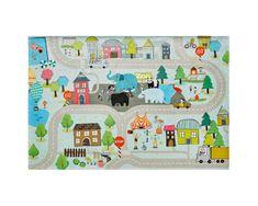 Obsession Dětský kusový koberec Torino kids 231 STREET