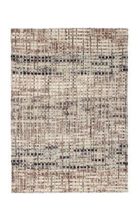 Obsession Ručně tkaný kusový koberec Lima 430 TAUPE 80x150