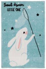 Obsession Dětský kusový koberec Lollipop 181 Bunny