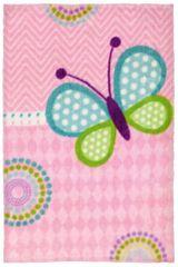 Obsession Dětský kusový koberec Lollipop 184 Butterfly