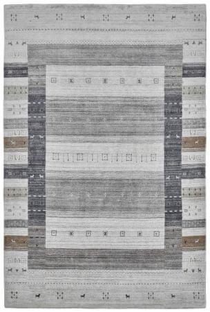 Ručně tkaný kusový koberec Legend of Obsession 320 Taupe 250x300
