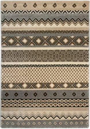 KJ-Festival Teppiche Kusový koberec Loftline K20427-01 Beige Grey 80x150