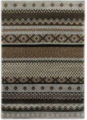 KJ-Festival Teppiche AKCE: 120x170 cm Kusový koberec Loftline K20427-02 Grey
