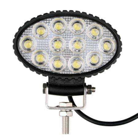 M-Tech delovna luč Osram 36 W, ovalna