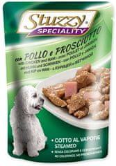 STUZZY Kapsička Speciality kuře + šunka 100 g