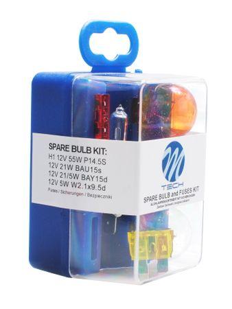 M-Tech komplet žarulja H1, 12 V