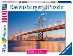 Ravensburger Kirakós játék 140831 San Francisco 1000 darabos