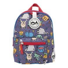 BABYMEL KIDS Monster dětský batoh mini