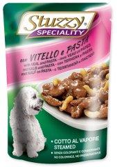 STUZZY Kapsička Speciality telecí + těstoviny 100 g