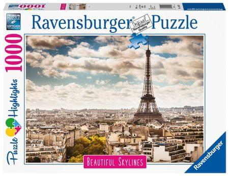 Ravensburger Kirakós játék 140879 Párizs 1000 darabos