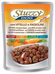 STUZZY Kapsička telecí + fazole v želé 100 g