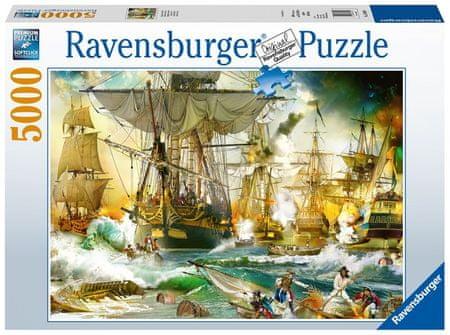 Ravensburger slagalica 139699 Velika brodska bitka, 5000 komada