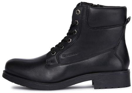 Geox buty za kostkę damskie Rawelle D946RA 0TUBC 37.0 czarne