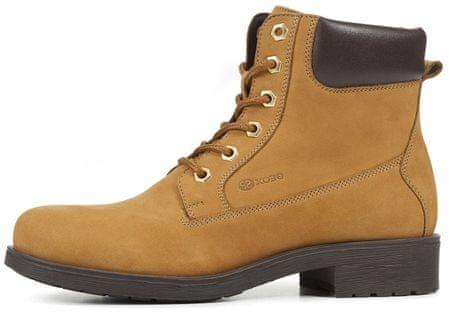 Geox buty za kostkę damskie Rawelle D946RA 032BC 36.0 brązowe